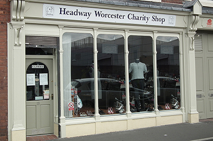 Headway Shopfront Worcester