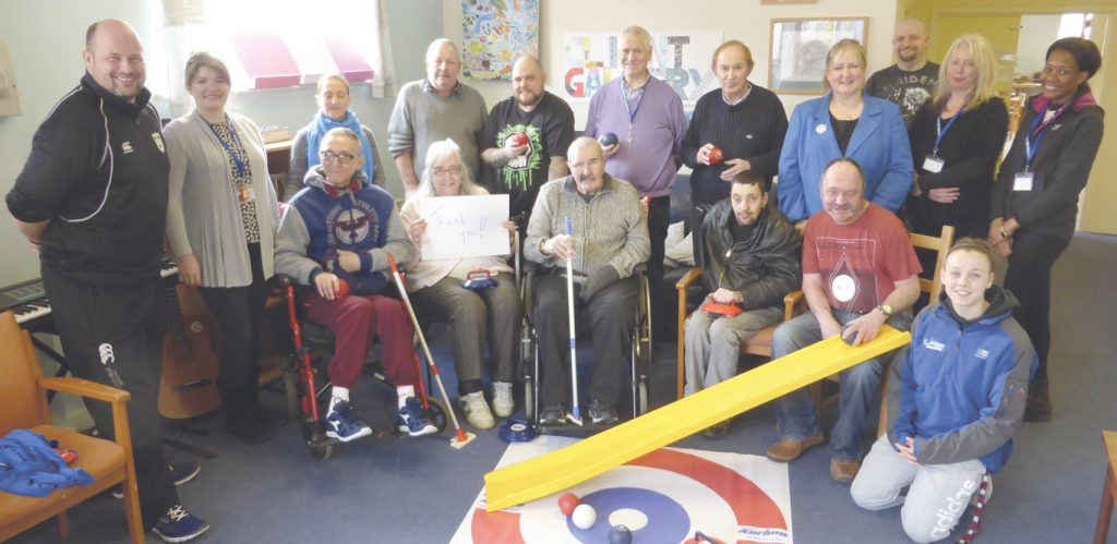 Headway Worcester sports group